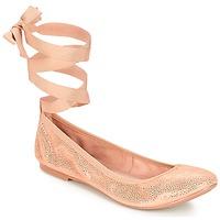 Shoes Women Ballerinas André ACTEE Pink