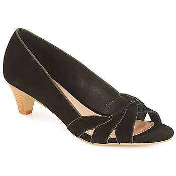 Shoes Women Court shoes André MUSIK Black