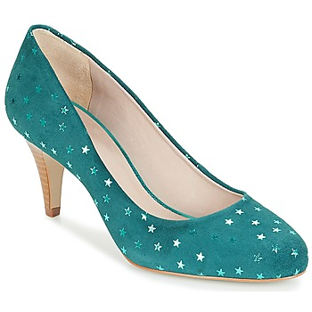 Shoes Women Court shoes André BETSY Turquoise