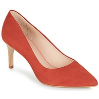 Shoes Women Court shoes André SCARLET Red / Orange