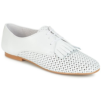Shoes Women Derby shoes André DELICAT White
