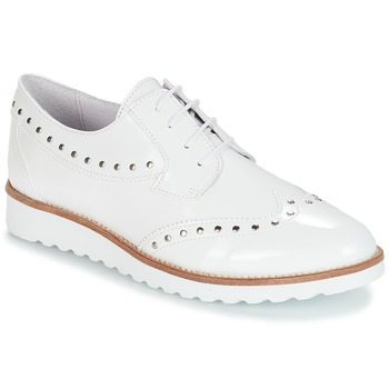 Shoes Women Derby shoes André AMBROISE White