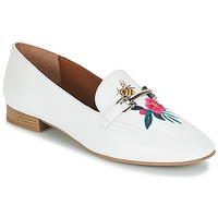 Shoes Women Loafers André HENSON White