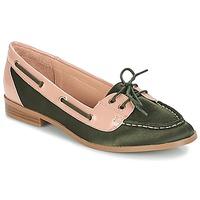 Shoes Women Boat shoes André NONETTE Kaki