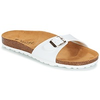 Shoes Women Mules André ULYSSE White