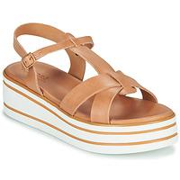 Shoes Women Sandals André LUANA Camel