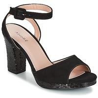 Shoes Women Sandals André FESTIVE Black
