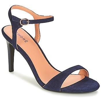 Shoes Women Sandals André SAXO Marine