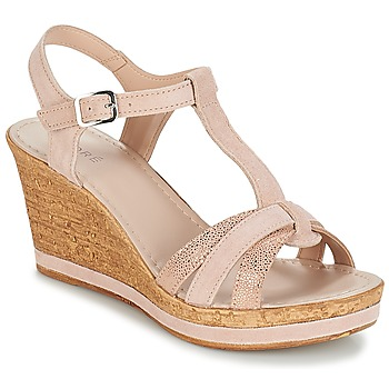 Shoes Women Sandals André ALOE Nude