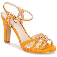 Shoes Women Sandals André ARPEGE Yellow
