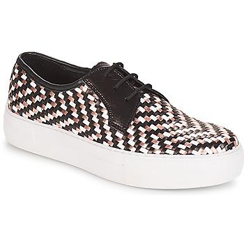 Shoes Women Low top trainers André NAT Black