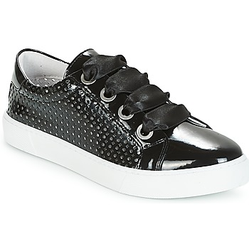 Shoes Women Low top trainers André BEST Black