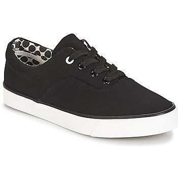 Shoes Women Low top trainers André FUSION Black