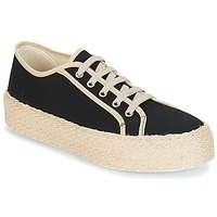 Shoes Women Low top trainers André LODGE Black