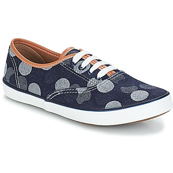 Shoes Women Low top trainers André COSMOS Marine