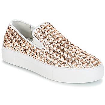 Shoes Women Slip ons André TRESSE Gold