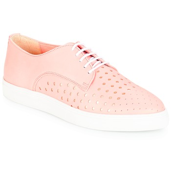 Shoes Women Low top trainers André PRESAGE Pink