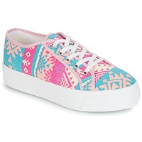 Shoes Women Low top trainers André KITE Pink