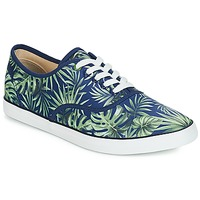 Shoes Men Low top trainers André TROPIQUE Marine