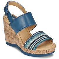 Shoes Women Sandals Hush puppies GRACE LUCCA Blue