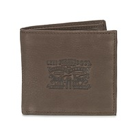 Bags Men Wallets Levi's VINTAGE TWO HORSES Brown