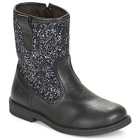 Shoes Girl Boots Citrouille et Compagnie JUCKER Black