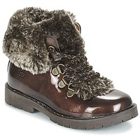 Shoes Girl Mid boots Citrouille et Compagnie JITTER Brown