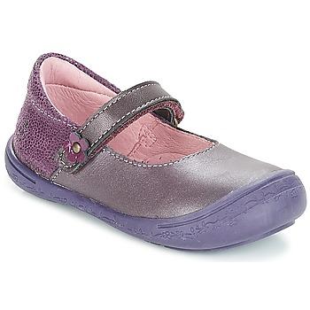 Shoes Girl Ballerinas Citrouille et Compagnie JITSONBU Violet