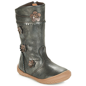 Shoes Girl Boots Citrouille et Compagnie JAMATIS Bronze