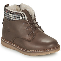 Shoes Boy Mid boots Citrouille et Compagnie JAMBOUT Brown