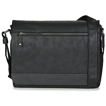 Bags Men Messenger bags Wylson HORNET Black