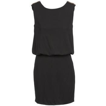 material Women Short Dresses Morgan ROUXE Black