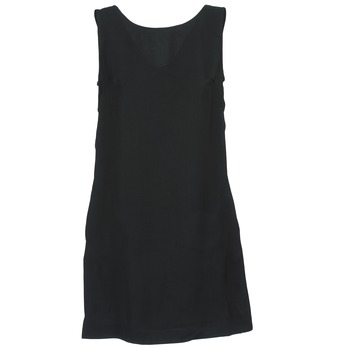 material Women Short Dresses See U Soon CARSON Black