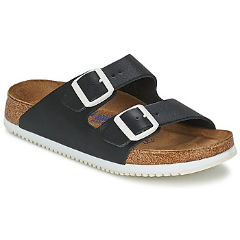 Shoes Men Mules Birkenstock ARIZONA SL Black