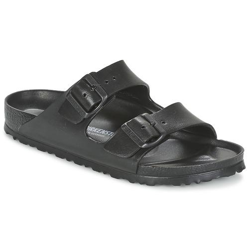 Shoes Women Mules Birkenstock ARIZONA EVA Black