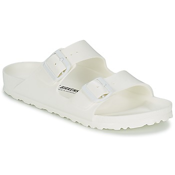 Shoes Women Mules Birkenstock ARIZONA EVA White