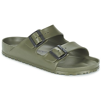 Shoes Men Mules Birkenstock ARIZONA EVA Kaki