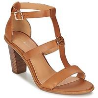 Shoes Women Sandals Tommy Hilfiger JOAN 7A Cognac