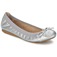 Shoes Women Ballerinas Moony Mood BOLALA Silver