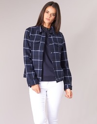 material Women Jackets / Blazers Scotch & Soda VELERIANS Marine