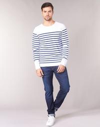 material Men straight jeans Scotch & Soda RALSTON Blue / Dark