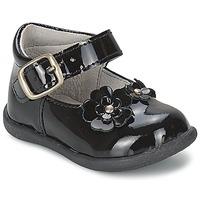 Shoes Girl Ballerinas Citrouille et Compagnie ASKO Black