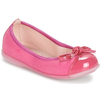 Shoes Girl Ballerinas Citrouille et Compagnie MIXOUBET Fuschia