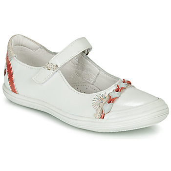 Shoes Girl Ballerinas GBB MARION White