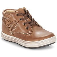 Shoes Boy Low top trainers GBB NINO Vte / Brown / Dpf / Gomez