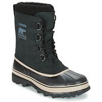 Shoes Men Snow boots Sorel CARIBOU Black