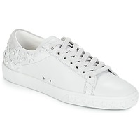 Shoes Women Low top trainers Ash DAZED White