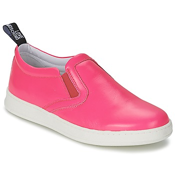 Shoes Women Slip ons Love Moschino JB15153G0KJG0604 Pink