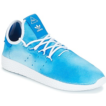 Shoes Children Low top trainers adidas Originals PW TENNIS HU J Blue
