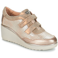 Shoes Women Low top trainers Stonefly ECLIPSE 9 G.L./NA GL Metal-fizz
